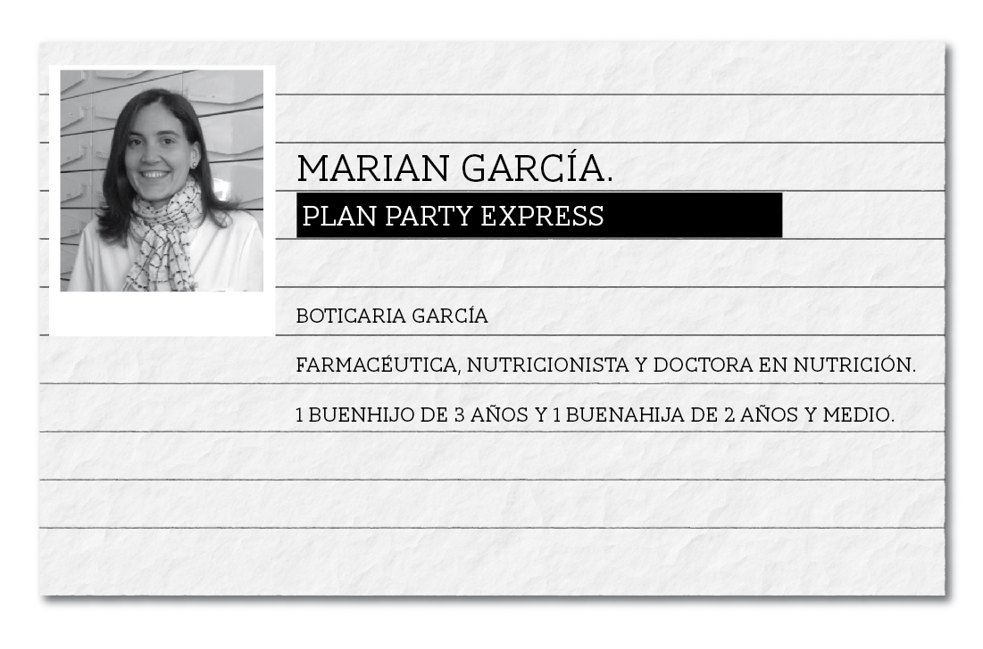 LA PARTY is coming: Plan Party Express