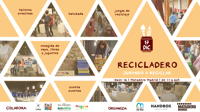 Cartel Recicladero