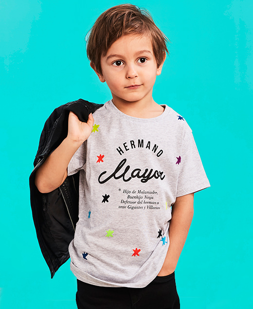 camiseta buenhijo hermano mayor